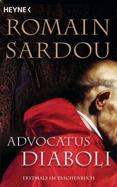 Advocatus Diaboli - Roman von Romain Sardou  -  Heyne Taschenbuch 40825