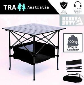 TRA-70x70cm-Portable-New-Outdoor-Camping-Table-Folding-Picnic-Rv-Caravan-Compact