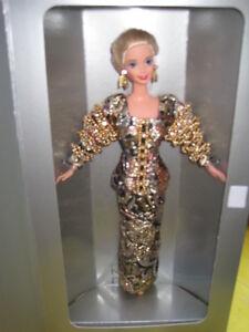 Barbie-Christian-Dior-Fashion-Model-Sammlerbarbie-Mattel-NRFB