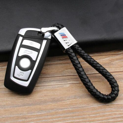 For Car Logo Titanium Key Chain Ring Keychain Keyfob Metal Trendy Holder