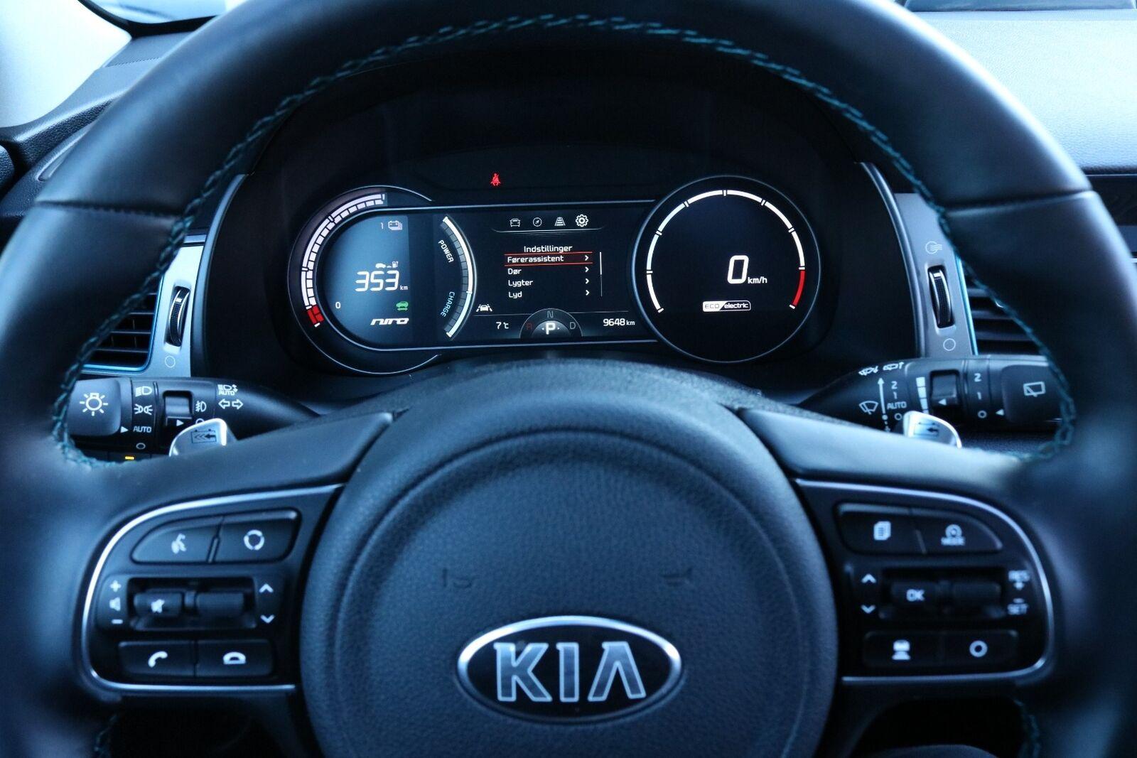 Kia e-Niro Advance