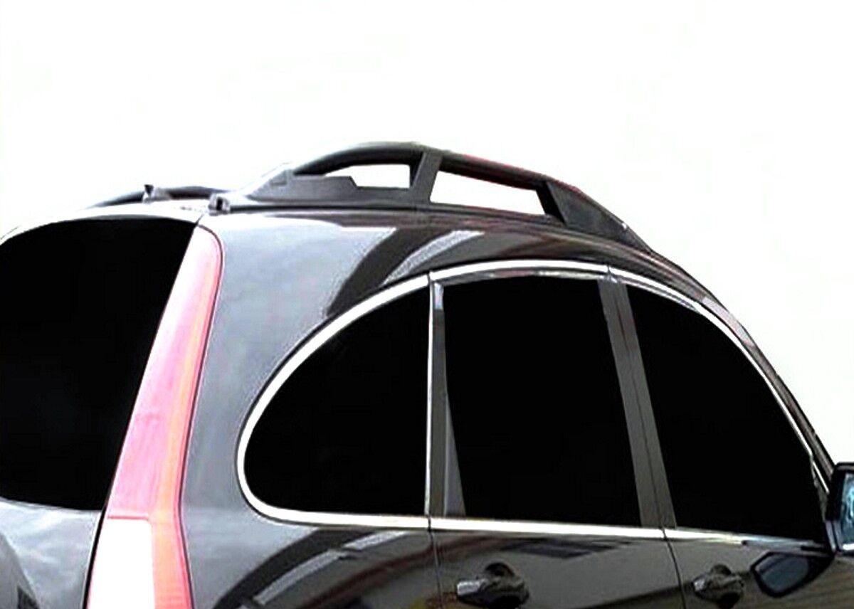 honda crv   alu roof rack bars roof rails ski racks oe factory style ebay