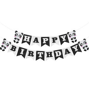 Panda-Happy-Birthday-Felt-Banner-Bunting-Garland-for-Kids-Birthday-Party-Deco-3C