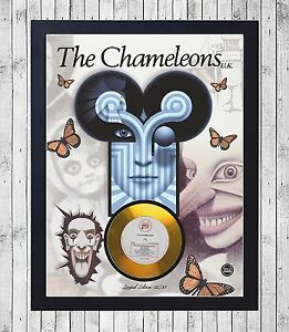THE-CHAMELEONS-WHAT-DOES-CUADRO-CON-GOLD-O-PLATINUM-CD-EDICION-LIMITADA-FRAMED