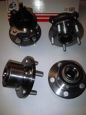 Ford Mondeo Mk4 2007-2014 1.6 1.8 2.0 2.2 2 X Neue Radlager Hinten//Radlager