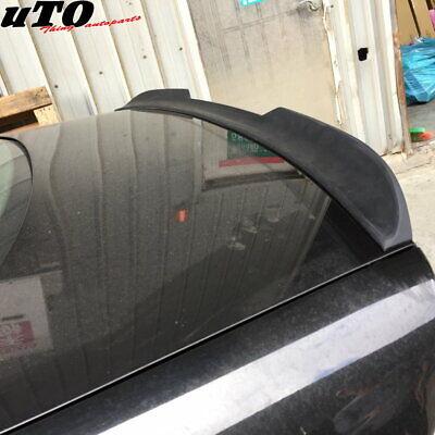 Flat Black HPDL Rear Trunk Spoiler Wing For 94-98 BMW 3-series E36ti Hatchback