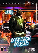 RICK ROSS 55 MUSIC VIDEOS HIP HOP RAP DVD LIL WAYNE SNOOP DOGG R KELLY JEEZY T.I