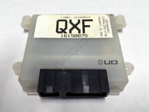 USED-Delco-QXF-DRAC-Module-VSSB-Module-Buffer-Chevy-GMC-TBI-amp-Diesel