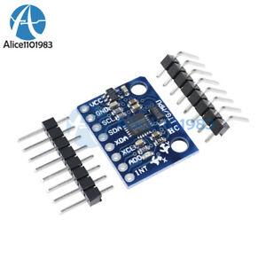 MPU-6050 GY-521 Modulo Acelerometro+Giroscopio 3 Arduino Gyroscope Accelerometer