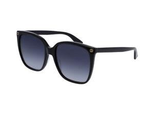 Occhiali-da-Sole-Gucci-sunglasses-sonnenbrille-originali-GG0022S-001