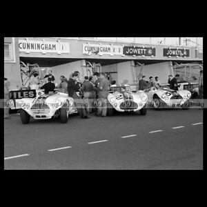 pha-016259-Photo-CUNNINGHAM-C4-R-24-HEURES-DU-MANS-1952-24H-LE-MANS-Car-Auto