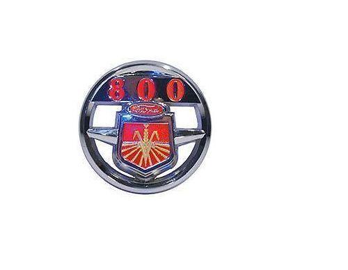 HOOD EMBLEM FORD 800 TRACTORS