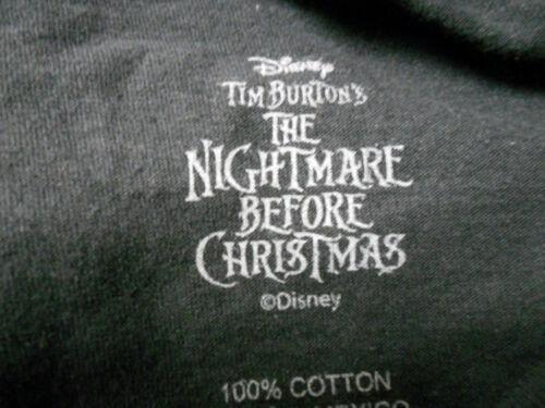 Ladies DISNEY Nightmare Before Christmas JACK SKELLINGTON fitted T-SHIRT  S M L
