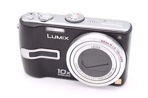 panasonic lumix dmc tz3 7 2 mp digital camera black 37988986439 ebay rh ebay com panasonic lumix dmc-tz3 camera user manual Panasonic Lumix DMC- GF1