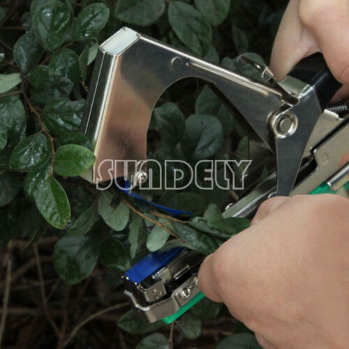 Hand Tying Plant Bind Branch Machine Garden Tool Stem of Vegetable Strapping NEW