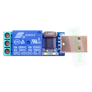 LCUS-1-USB-Intelligent-Control-Switch-USB-Relay-Module-CH340