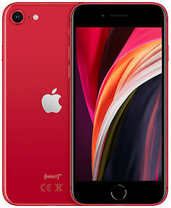 Apple iPhone se (2020) 64 Go Red