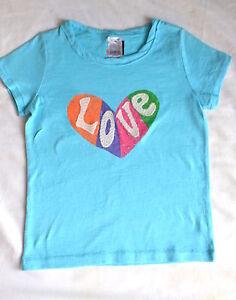 Mini-Boden-girls-blue-039-Love-039-cotton-jersey-short-sleeve-top-t-shirt-summer-3-4