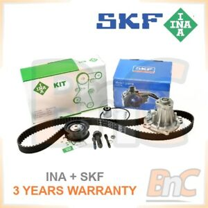 GENUINE-INA-SKF-HEAVY-DUTY-TIMING-BELT-KIT-amp-WATER-PUMP-SET-VW-PASSAT-B4-B5