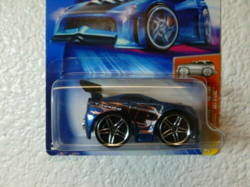 Blue Variation 2004 HOT WHEELS First Editions BLINGS OUT-A-LINE #040