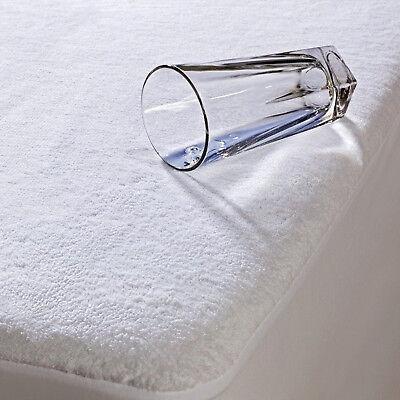 Waterproof Mattress Protector Kid Children Bed Wetting ...