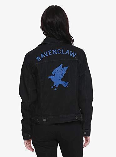 BW Harry Potter Houses Ravenclaw Slytherin Gryffindor Juniors Denim Jacket
