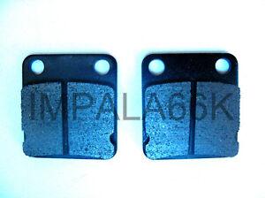 Brake Pads Honda ATV ATC200X A ATC 200 X 1984 Rear Brakes 43120-HA5-305