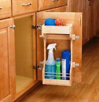 Rev-a-shelf Sink Base Door Mount Storage Unit Rs4sbsu