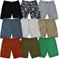 Levis Cargo Shorts Flat Front Mens Zip Fly Levi's 29 30 31 32 33 34 36 38 40