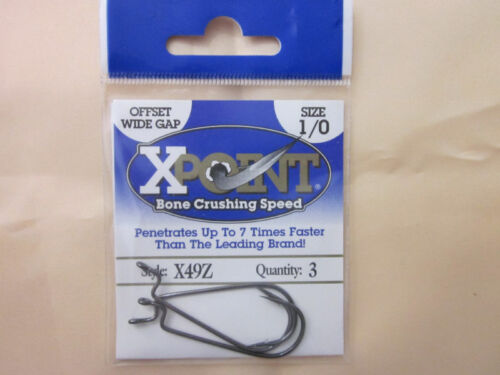 X POINT OFFSET Wide Gap  2 packs