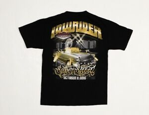 Lowrider-Magazine-Supershow-2016-Las-Vegas-Graphic-T-Shirt