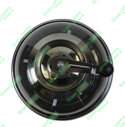 "16/"" Hydroponics Ultra Spin Pro /& Tumble Leaf Trimmer Cutter Bowl"