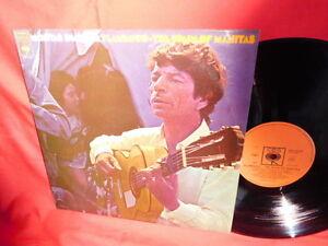 MANITAS-DE-PLATA-Flamenoc-The-Spain-of-Manitas-LP-AUSTRALIA-1968-MINT