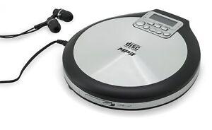 Soundmaster Cd9220 Cdmp3 Player Mit Akkulade Und Resume Funktion
