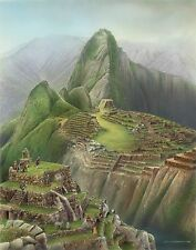 No. 14 Machu Pichu Golf Club  BY LOYAL H. CHAPMAN