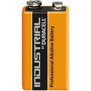 2x-MN1604-IN1604-9V-E-Block-Alkaline-Profi-Batterie-Duracell-industrial-Procell