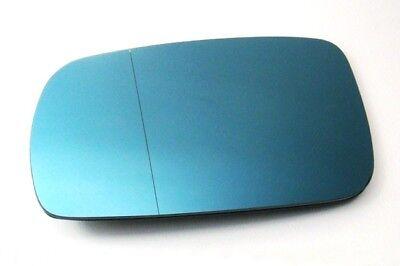 Pour VW Seat Miroir Convexe Dégivrant Glace Bleu Rétroviseur Droit Côté Passager