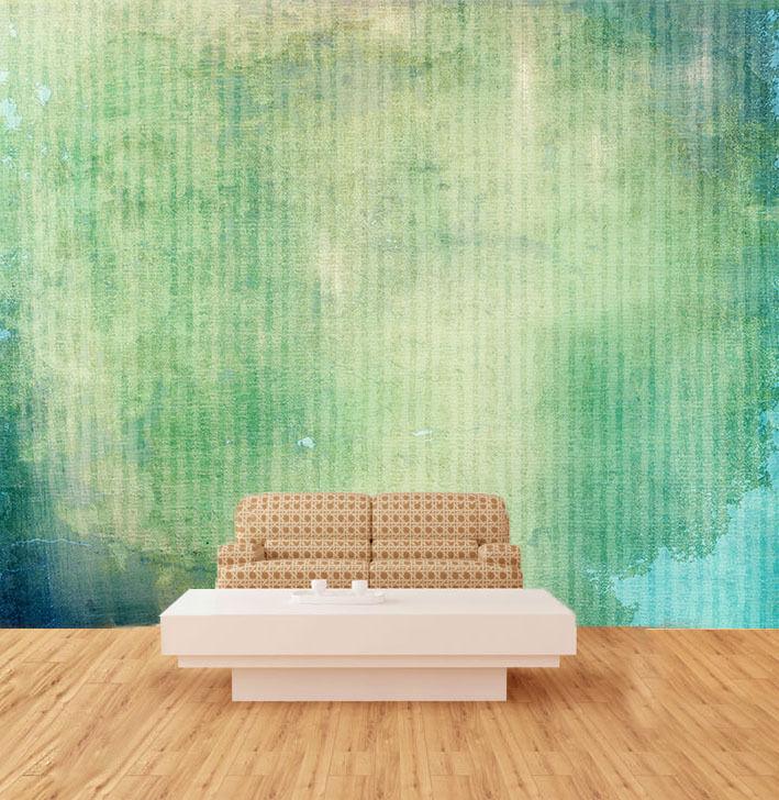 3D Hazy watercolor 1 WallPaper Murals Wall Print Decal Wall Deco AJ WALLPAPER