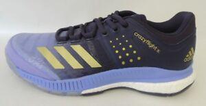 on sale ca7f7 cac3c Das Bild wird geladen NEU-adidas-Crazyflight-X-Boost-W-40-Damen-