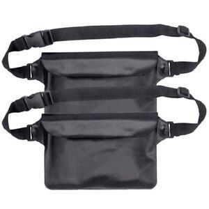 Wasserdichter Beutel Tasche Hülle Mit Verstellbarem Hüftgurt Für Bootfahren A4R8
