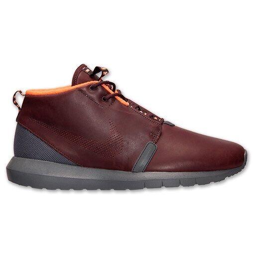 Nike Roshe Rosherun Sneakerboot PRM Barkroot Brown 684704 200