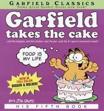 Garfield: Garfield Takes the Cake 5 by Jim Davis (2003, Paperback)