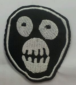 The Mighty Boosh Mask Big Embroidered Back Patch