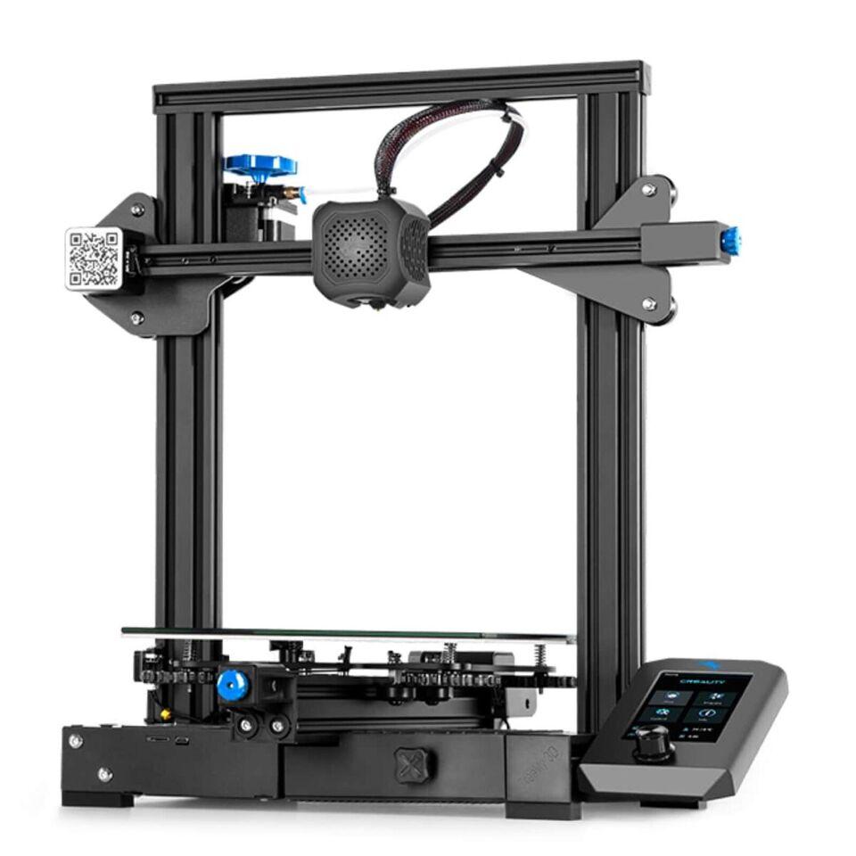 3D Printer, Creality, Ended v3