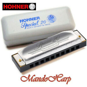 Hohner-Harmonica-560-20-Special-20-SELECT-KEY-NEW