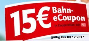 15 Euro Rabatt Code, Deutsche Bahn Coupon, Gutschein, Ticket, ICE - Pleystein, Deutschland - 15 Euro Rabatt Code, Deutsche Bahn Coupon, Gutschein, Ticket, ICE - Pleystein, Deutschland