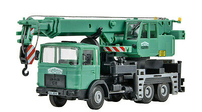 Kibri 10442 gauge H0 Transport Vehicle To Gottwald Telescoping Crane #