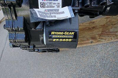 Hustler Fastrak 604431 / 604432 transmission Hydro-Gear pump motor ZT-3100