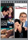 Crazy Stupid Love / Dinner for Schmucks - 2 Disc Set (2014 DVD New)