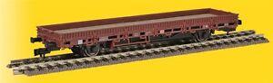 VIESSMANN-2310-Vagon-plataforma-baja-MOTOR-marron-funcion-del-modelo-para-DC